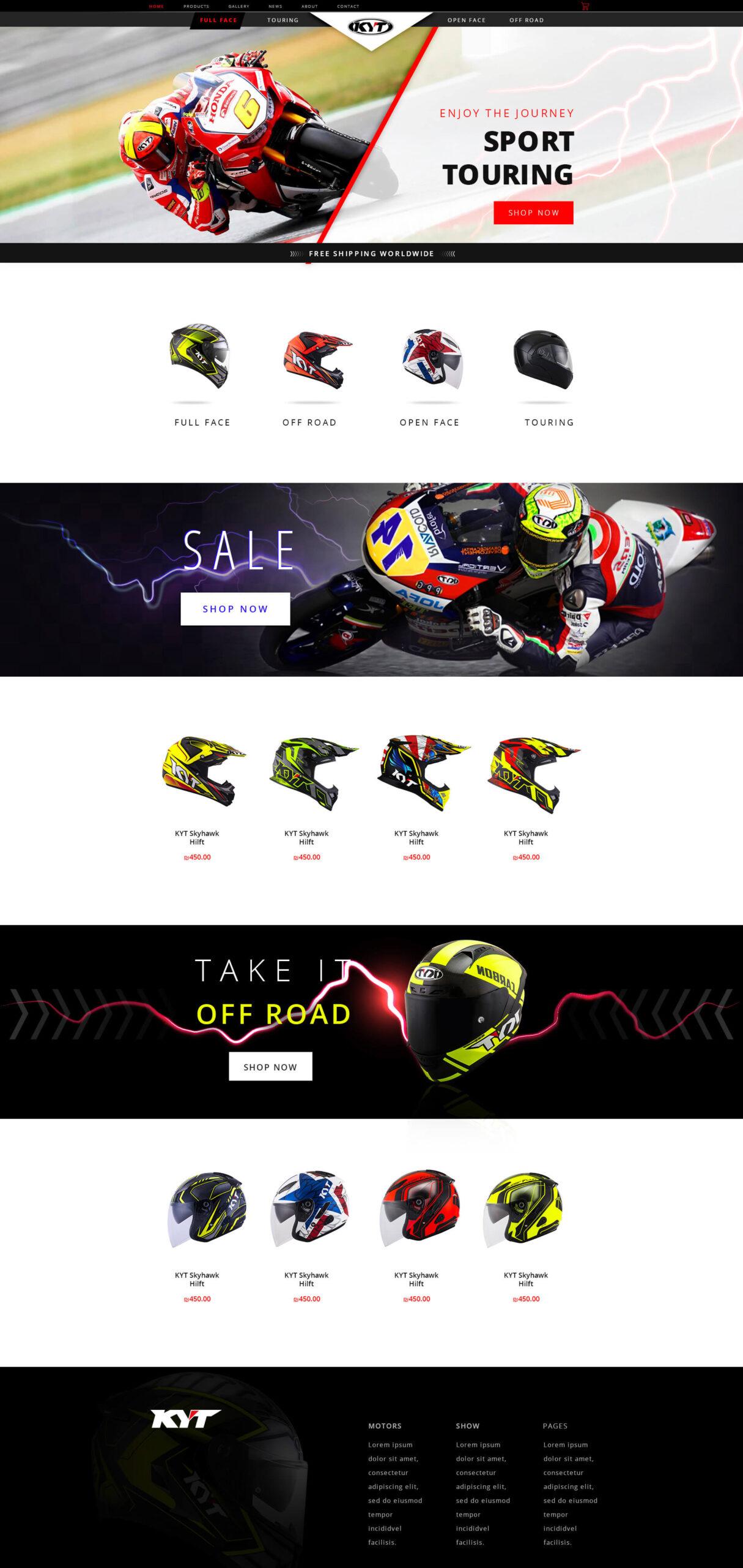 KYT E-commerce Store