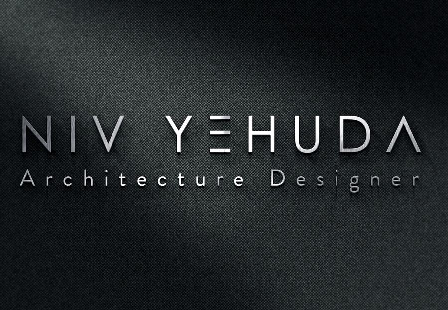 עיצוב לוגו לאדריכל