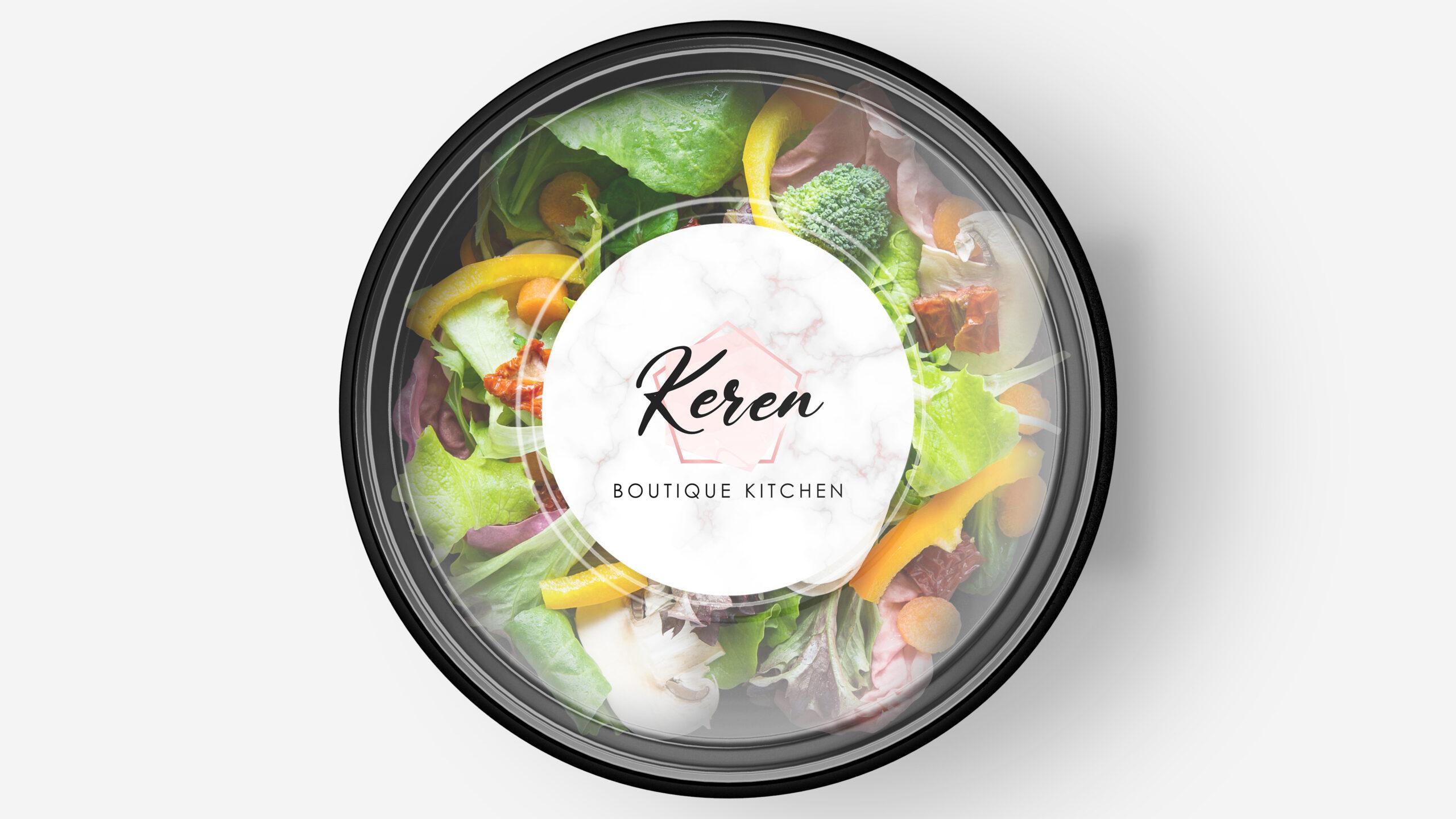 עיצוב לוגו לבישול ביתי